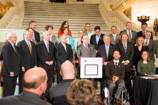 The new Rare Disease Caucus