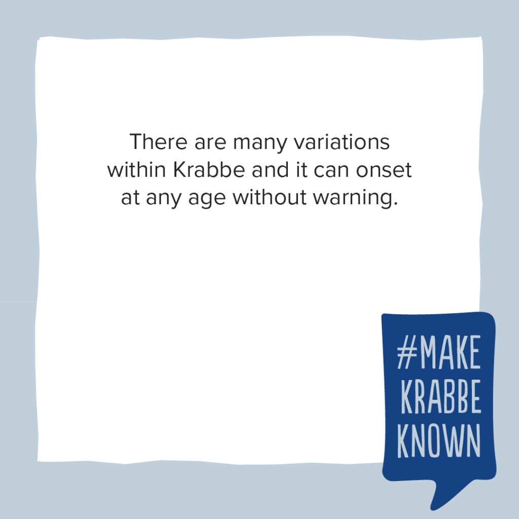 Krabbe Awareness - 10