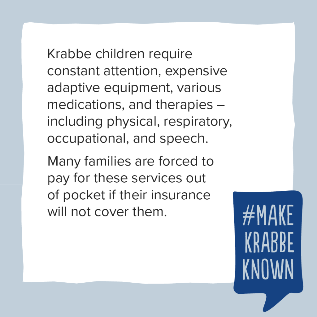 Krabbe Awareness - 22