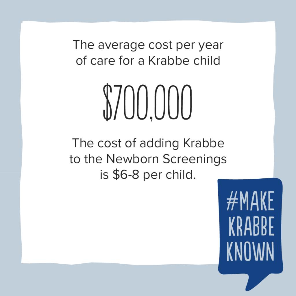 Krabbe Awareness - 27