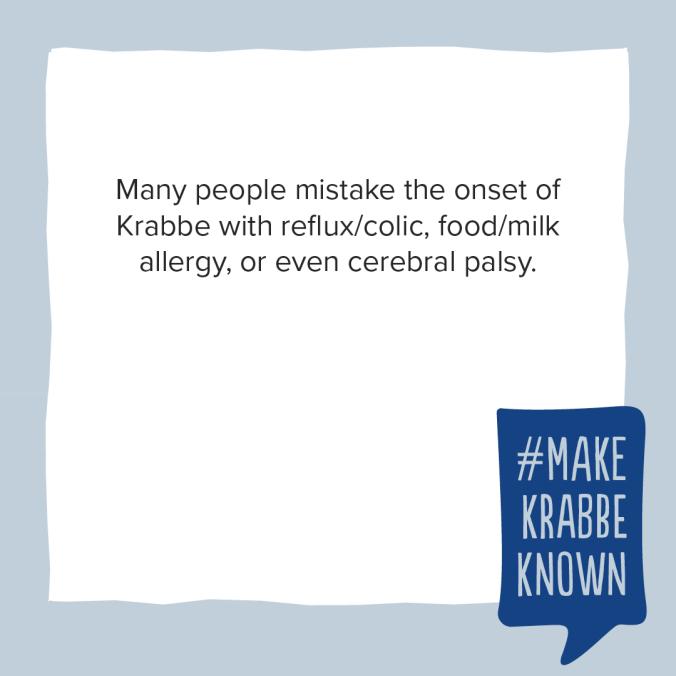 Krabbe Awareness - 7