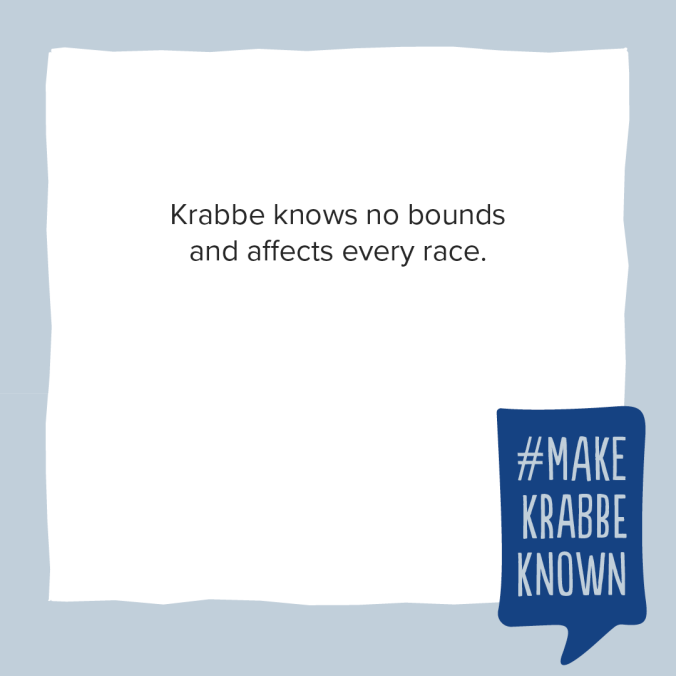 Krabbe Awareness - 8
