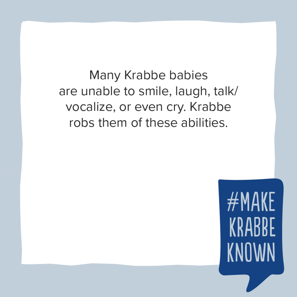 Krabbe Awareness - 9
